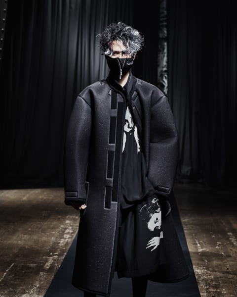 Yohji Yamamoto POUR HOMME 2021年秋冬