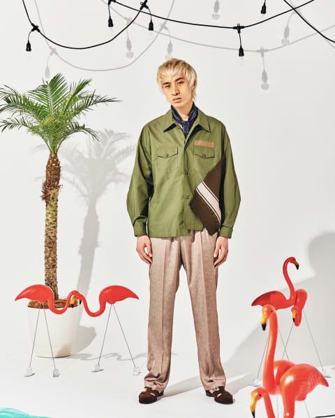 elephant TRIBAL fabrics 2021年春夏