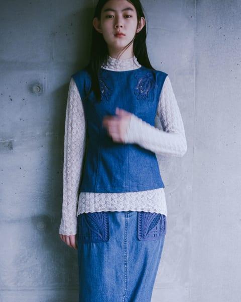 Mame Kurogouchi 2021年プレスプリング