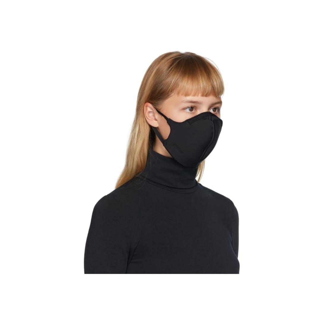 WOLFORD ブラック ジャージ フェイス マスク ¥3,500
