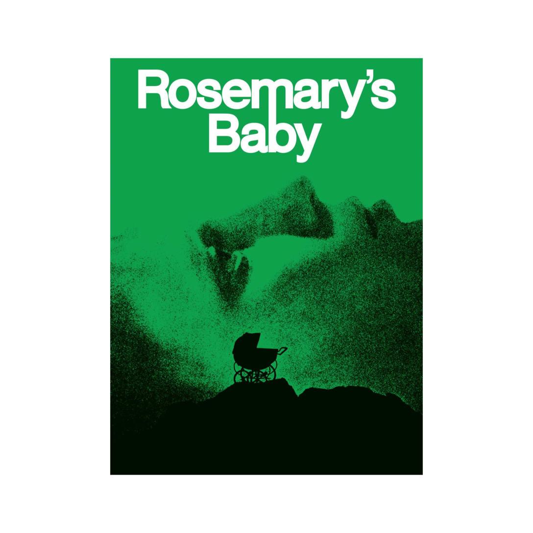ローズマリーの赤ちゃん(原題:Rosemary's Baby)/1968年/136分/アメリカ