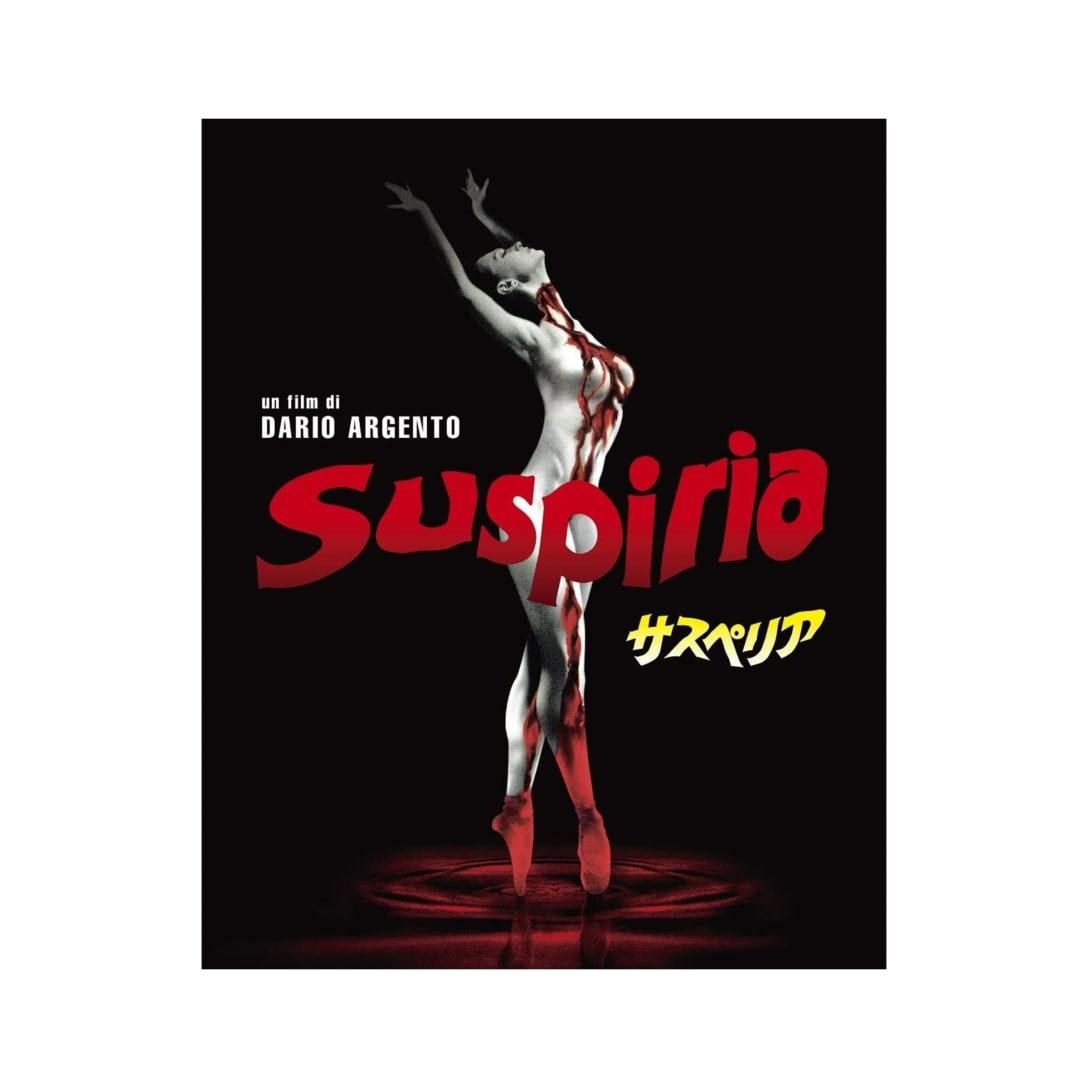 サスペリア〈HDリマスター/パーフェクト・コレクション〉[Blu-ray]¥5,610