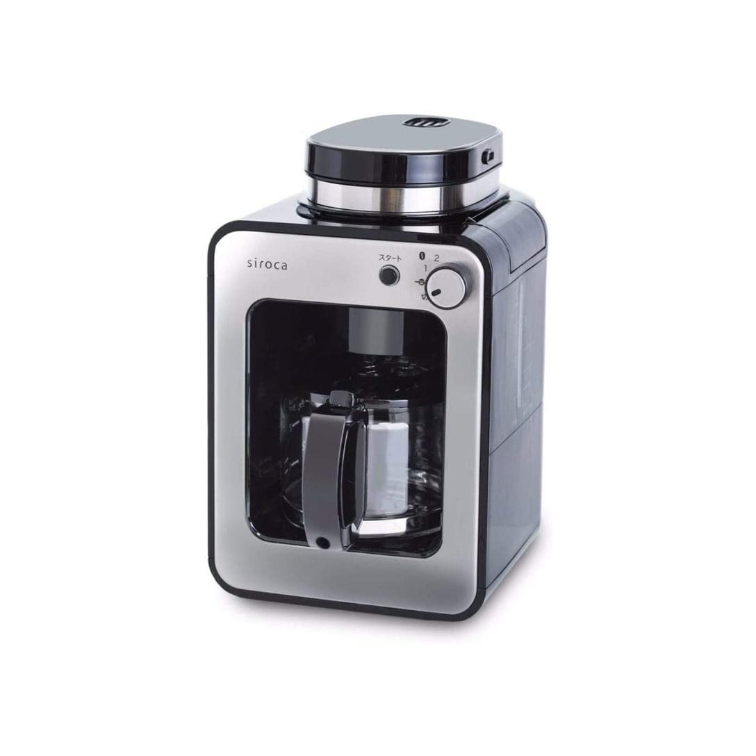 siroca 全自動コーヒーメーカー SC-A211 ¥8,480