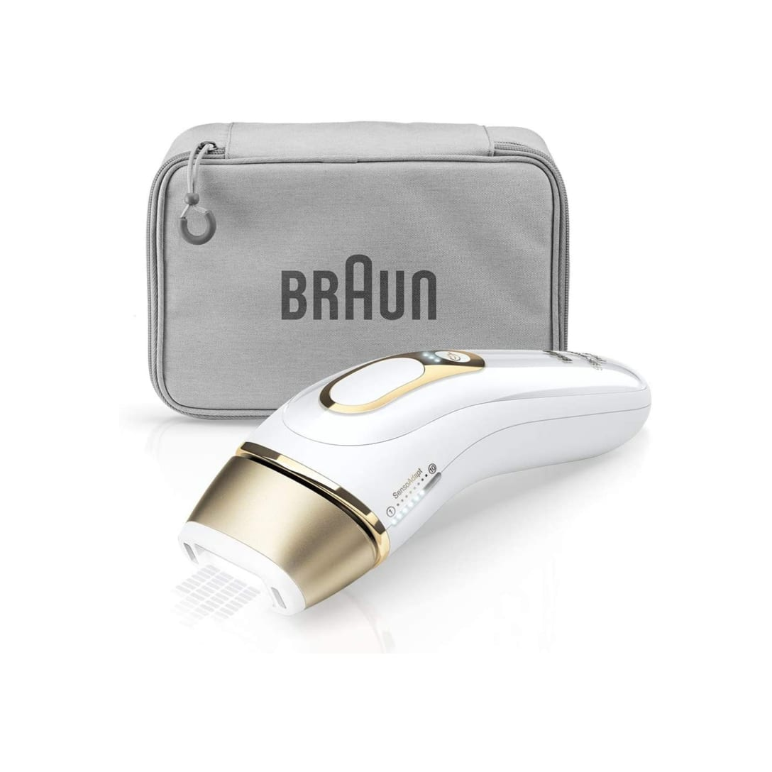 BRAUN 光美容器 シルクエキスパート Pro5(Amazon限定)¥47,800