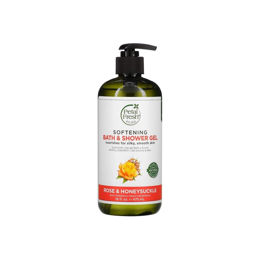 Petal Fresh Pure Purifying Bath & Shower Gel Rose & Honeysuckle(475ml)¥737