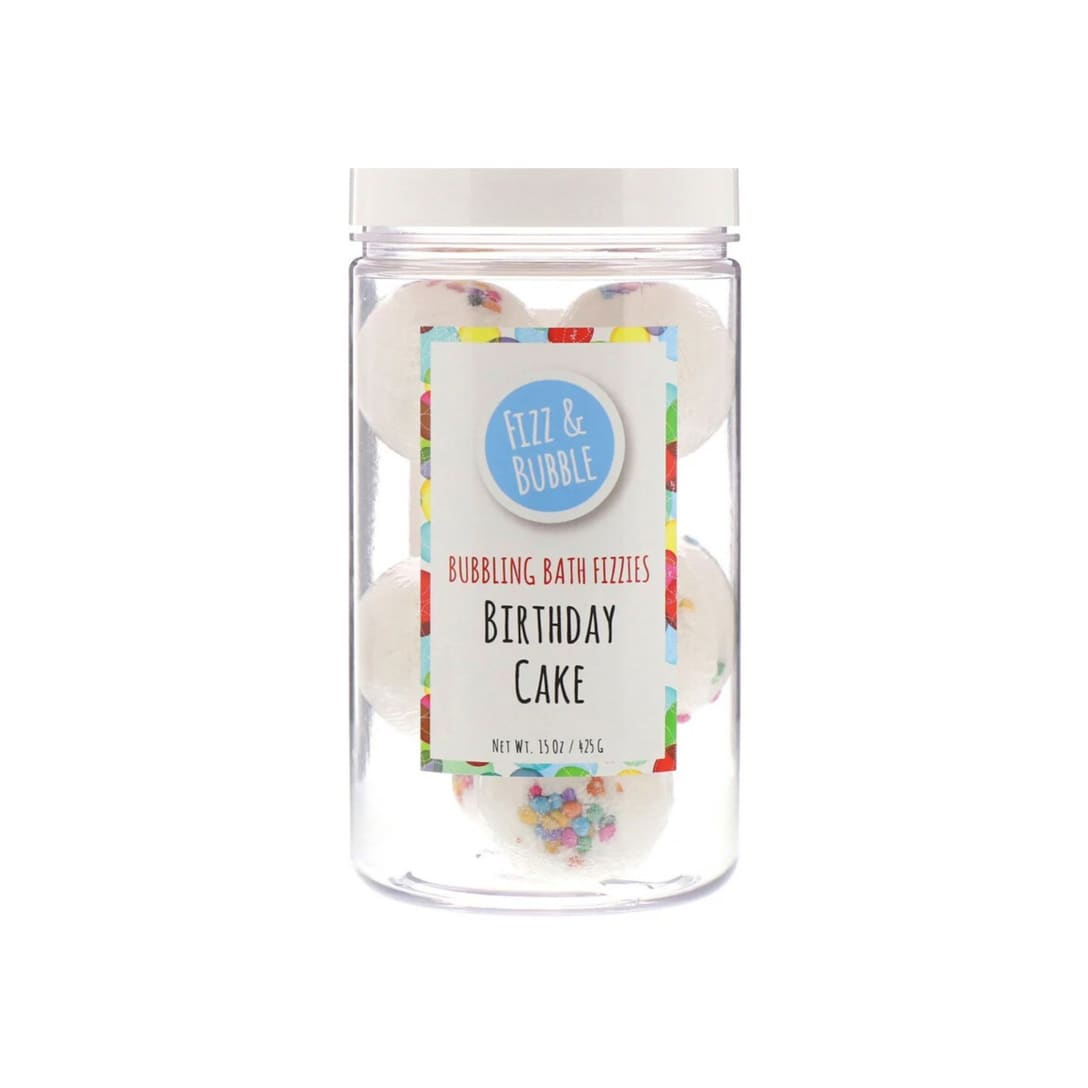 Fizz & Bubble Bubbling Bath Fizzies Birthday Cake(425g)¥1,855