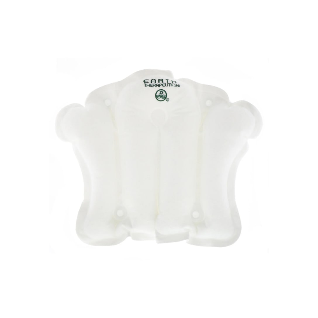 Terry Covered Bath Pillow Relaxation Therapy ¥567