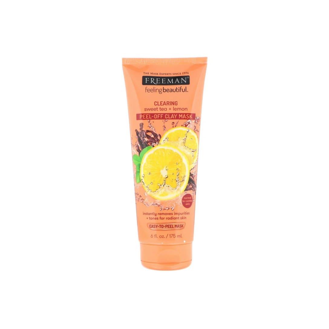 Freeman Beauty Feeling Beautiful Clearing Peel-Off Clay Mask Sweet Tea + Lemon(175ml)¥433