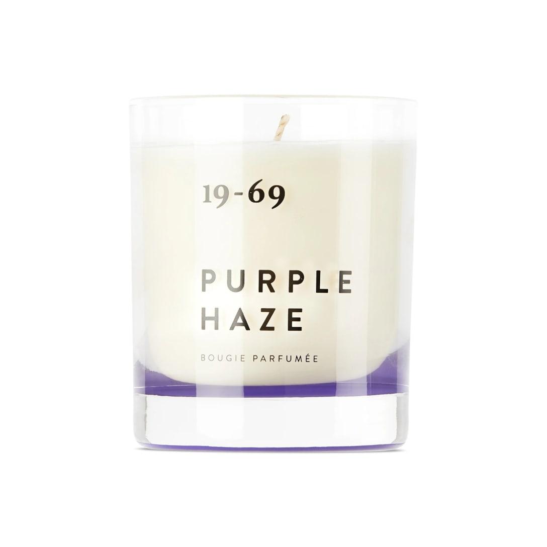 19-69 Purple Haze キャンドル ¥8,000