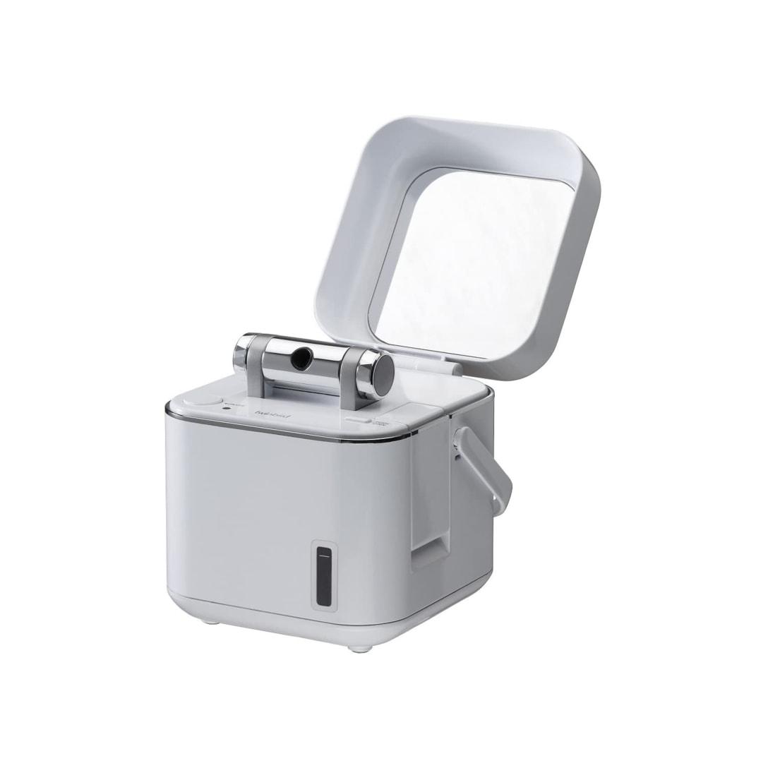 ツインバード フェイススチーマー ホワイト SH-2786W SH-2786W ¥9,465(5%OFF)