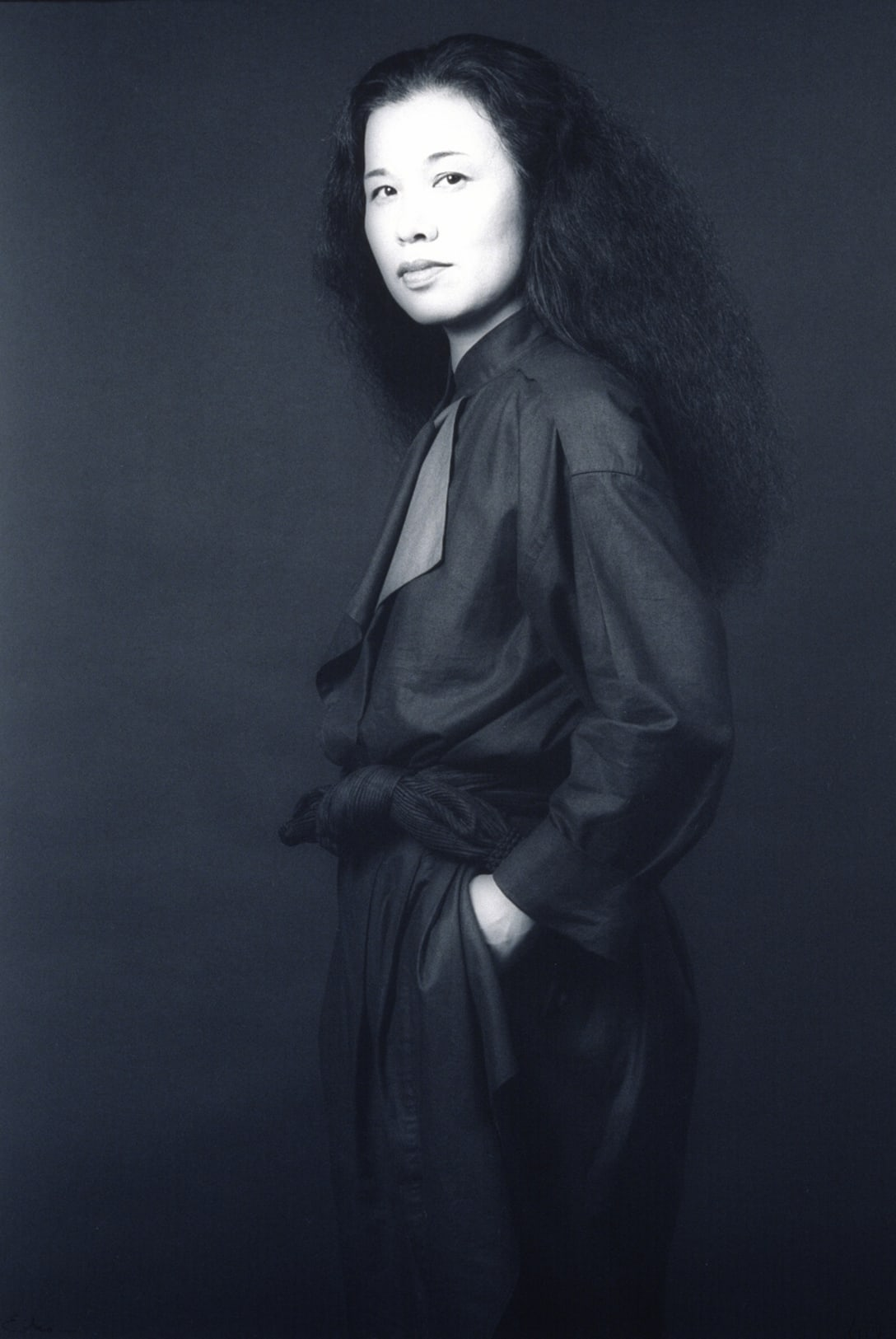 石岡瑛子 1983年 Image by Robert Mapplethorpe ©Robert Mapplethorpe Foundation. Used by permission.