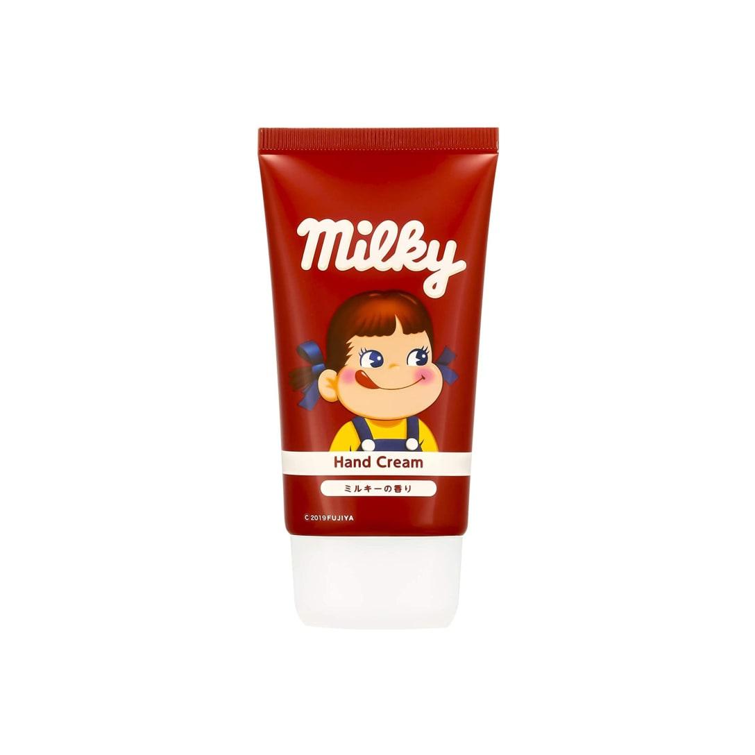 不二家 ハンドクリーム ミルキーの香り(50g)¥880