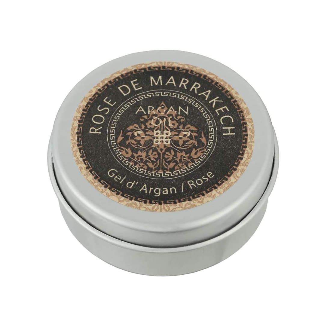 ROSE DE MARRAKECH ジェル ド アルガン - ローズ(15g)¥1,650
