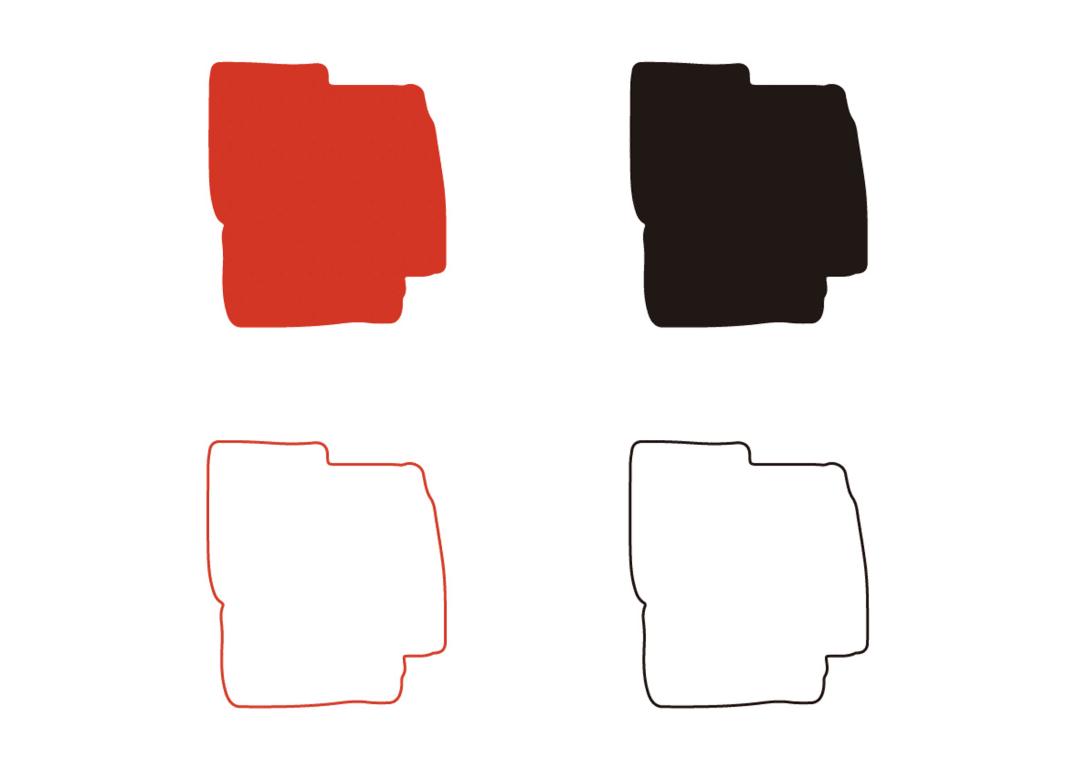 スリー トレジャーズのロゴ