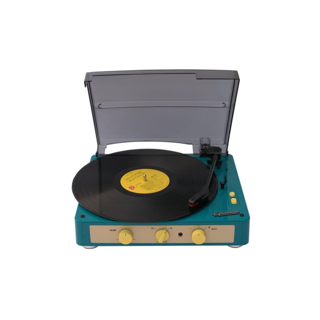 Gadhouse Brad ヴィンテージレコードプレーヤー ¥16,900