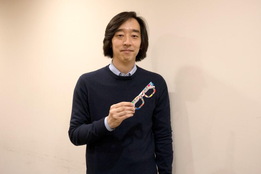 伊藤正裕 取締役兼COO Image by FASHIONSNAP.COM