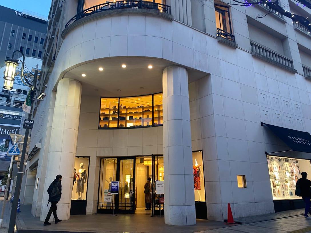 バーニーズ ニューヨーク新宿店営業最終日の様子 Image by FASHIONSNAP.COM