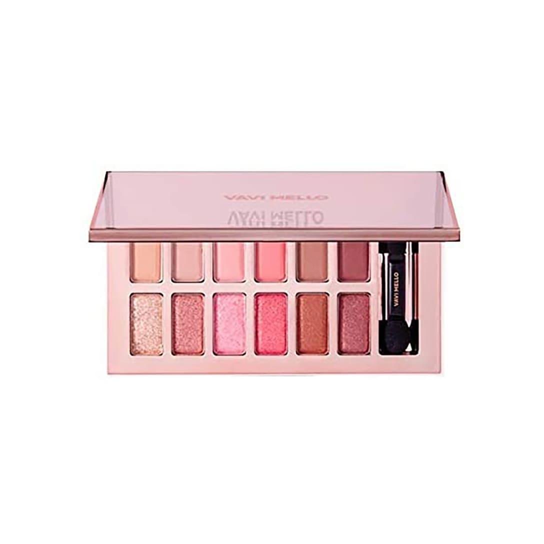 VAVIMELLO VALENTINE BOX3 ROSE MOMENT アイシャドウ ¥2,750