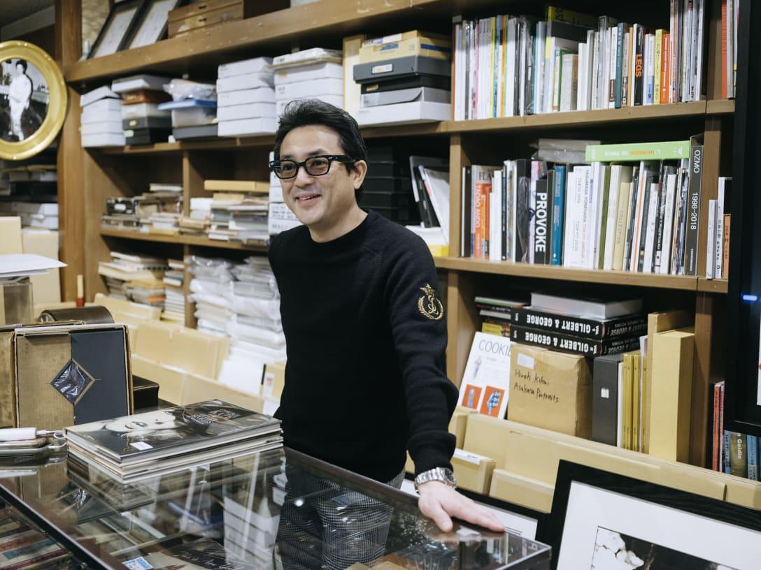 小宮山慶太 Image by FASHIONSNAP.COM