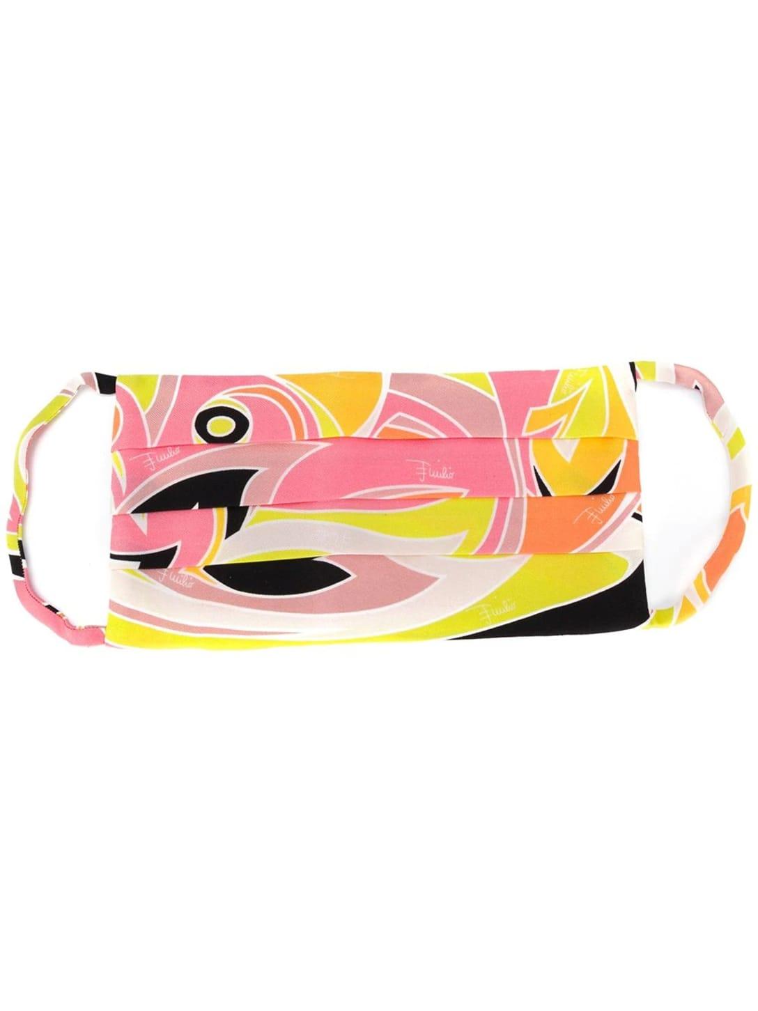 エミリオ・プッチ プリント マスク ¥14,300