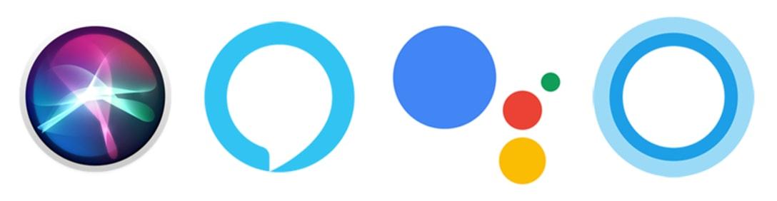 女性であることが多い音声アシスタント: Siri, Alexa, Google Assistant, Cortana