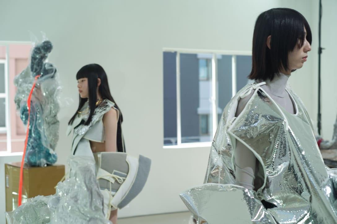BALMUNG 2021年秋冬コレクション Image by FASHIONSNAP.COM(Ippei Saito)