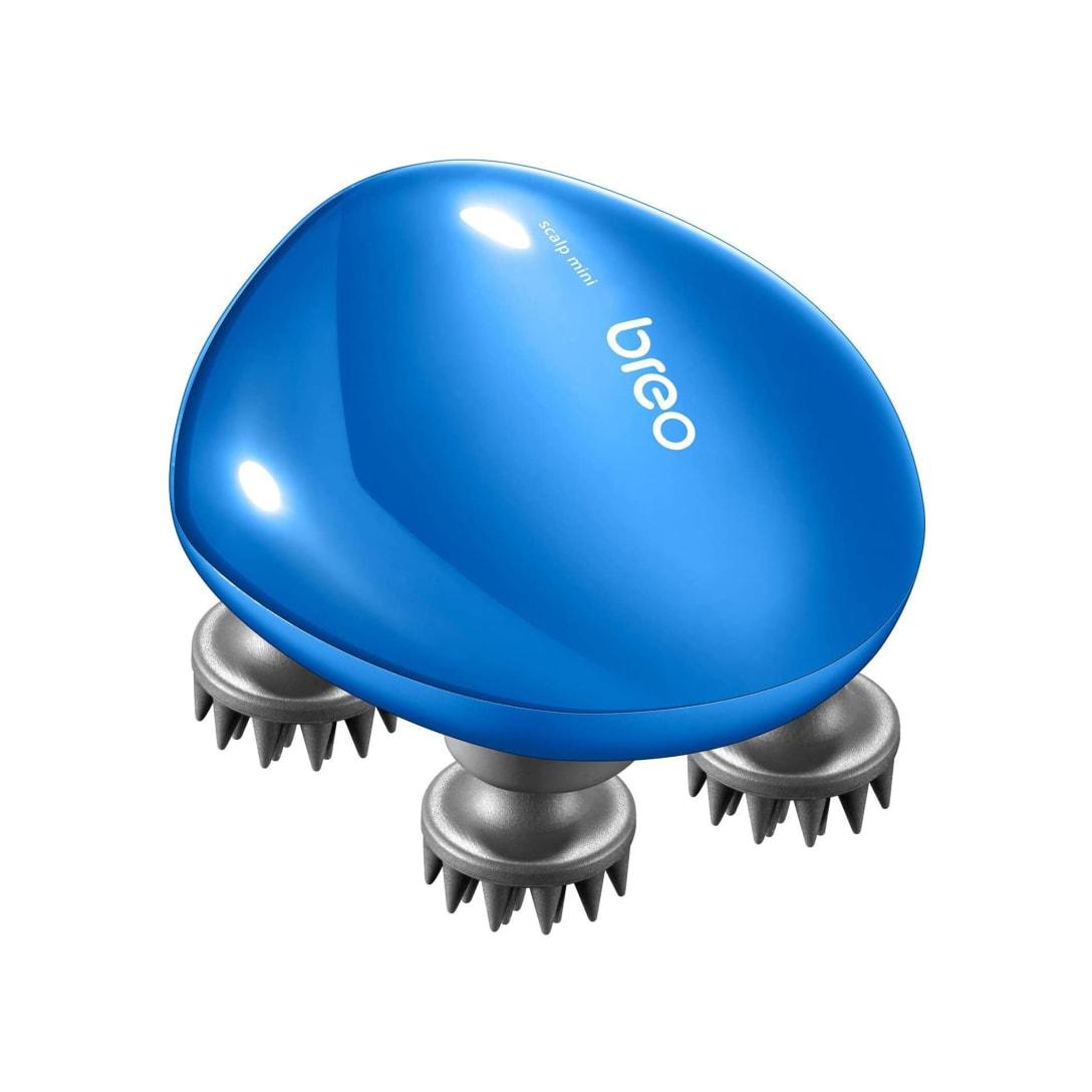 ブレオ 電動ヘッドブラシ scalp mini メタリックブルー ¥7,633 ※参考価格