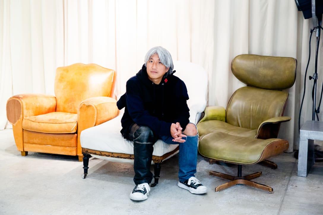 三原康弘 Image by FASHIONSNAP.COM