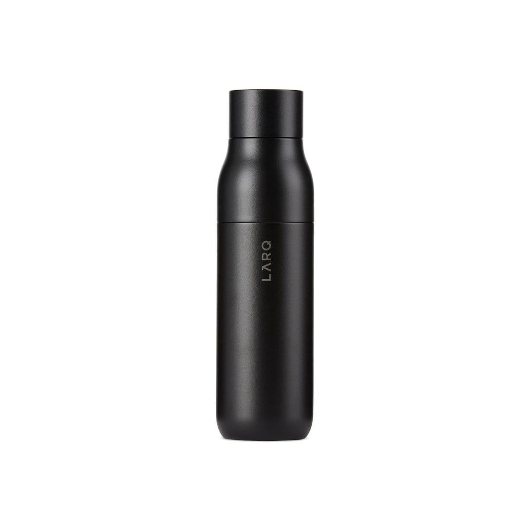LARQ ブラック セルフクリーニング ボトル(500ml)¥12,500