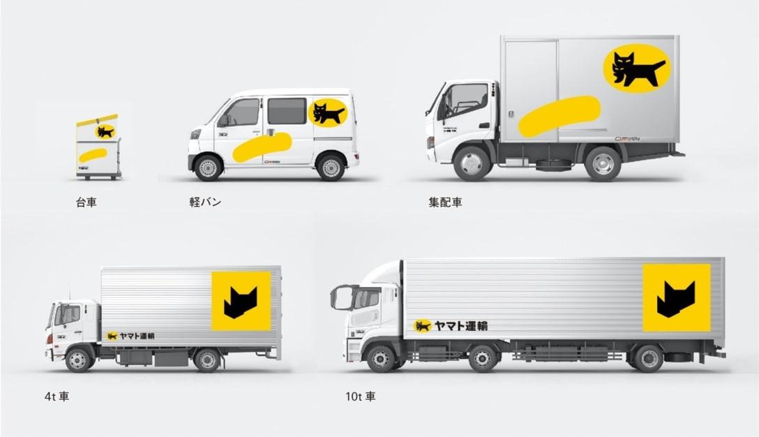 車両イメージ Image by ヤマトホールディングス
