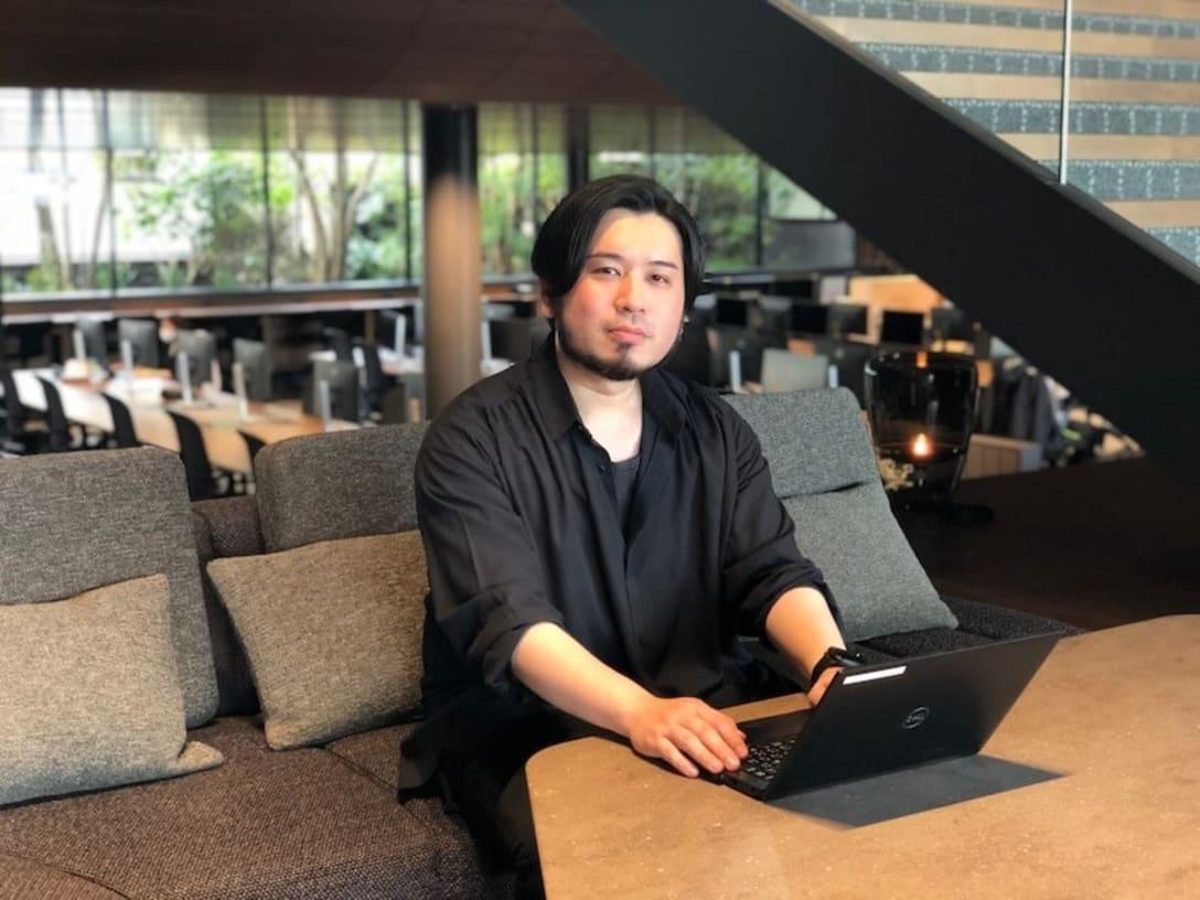 ZOZOのブランドEC事業本部中国推進ブロック ブロック長の後藤諒平氏
