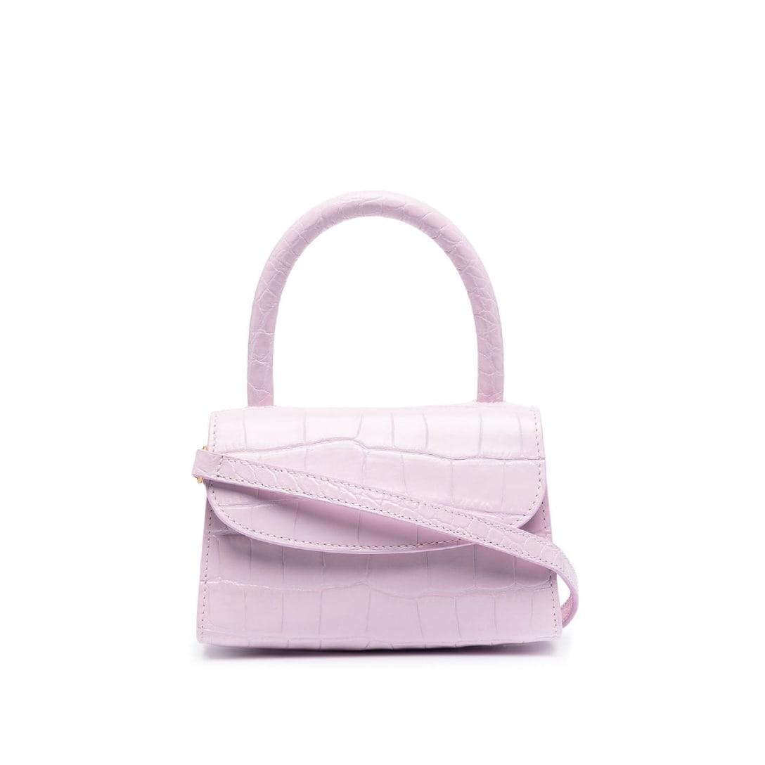 クロコ パターン ハンドバッグ 54,300円(関税・消費税込)