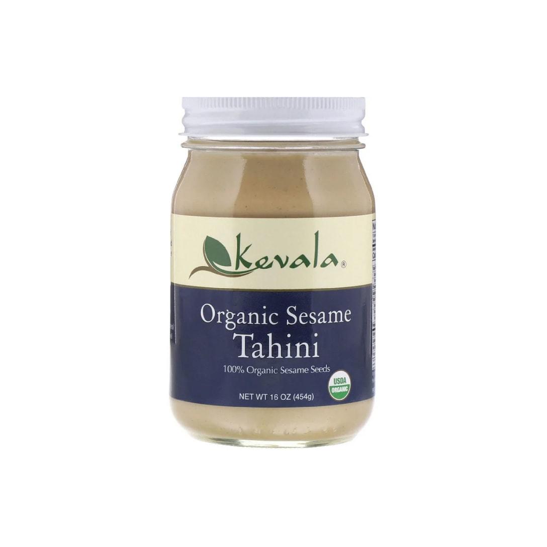 Kevala, オーガニックゴマタヒニ 16 oz (454 g) 1077円(関税・消費税込)