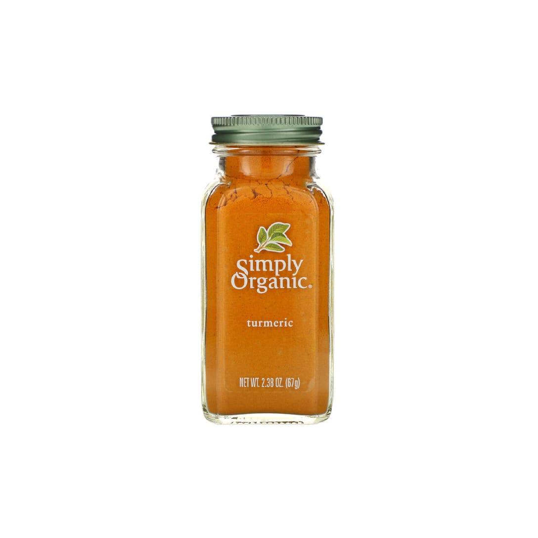 Simply Organic, ターメリック 2.38 oz (67 g) 459円(関税・消費税込)
