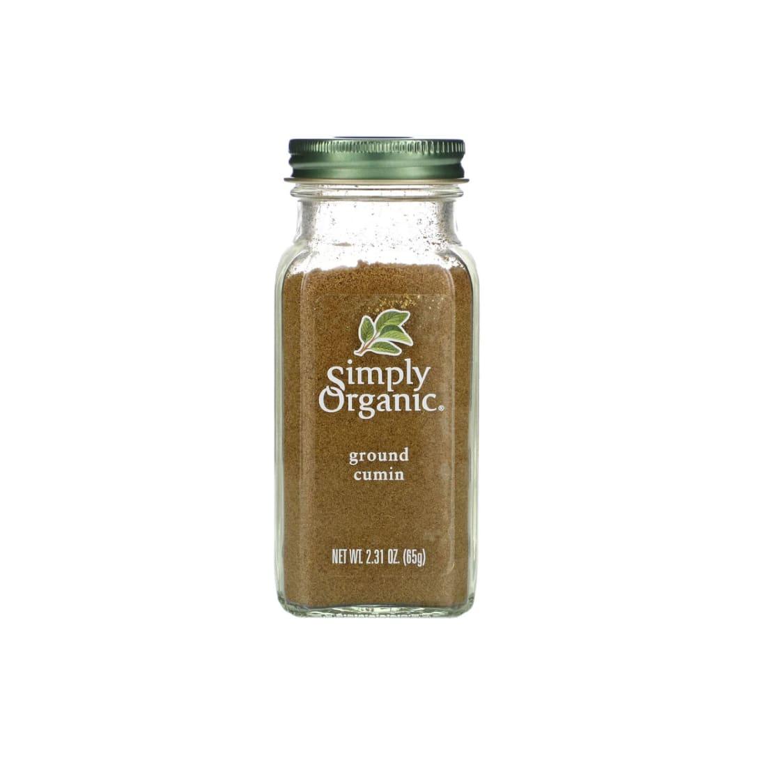 Simply Organic, クミン、2.31オンス(65 g) 514円(関税・消費税込)