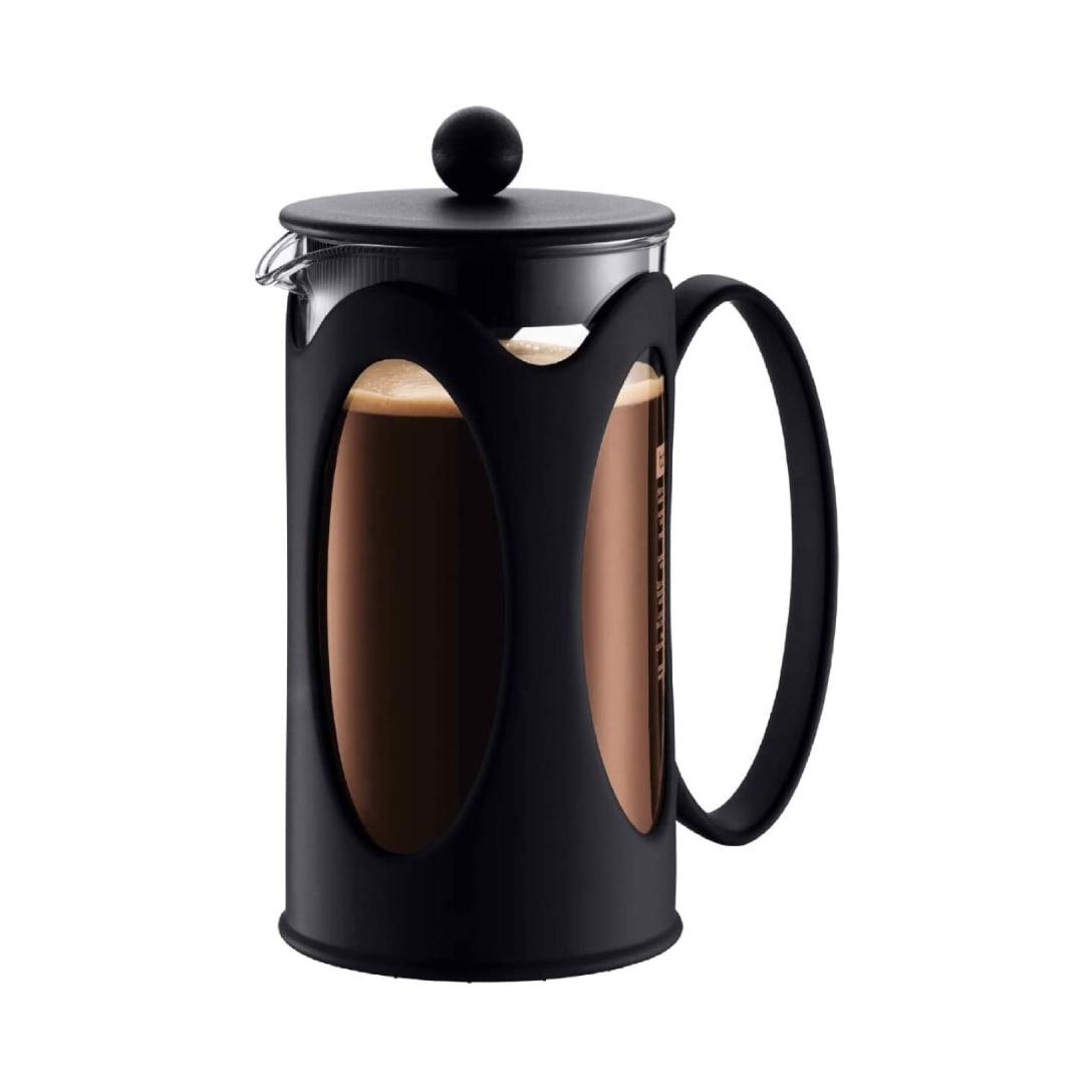 BODUM ボダム KENYA ケニヤ フレンチプレス コーヒーメーカー 350ml ブラック 2416円(税込)
