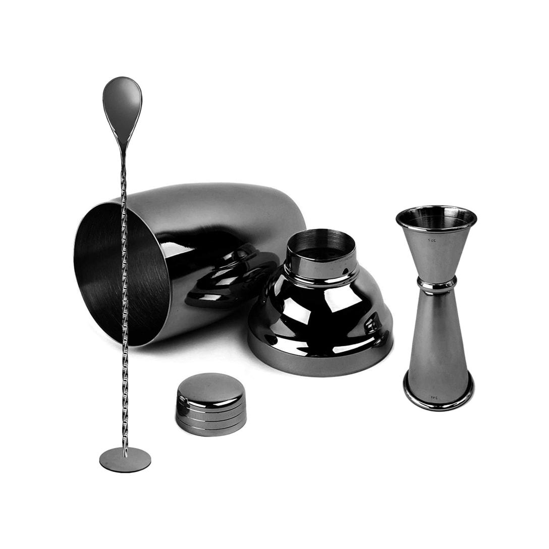 Homestia カクテルシェーカー メジャーカップ バースプーン3点セット 2778円(税込)