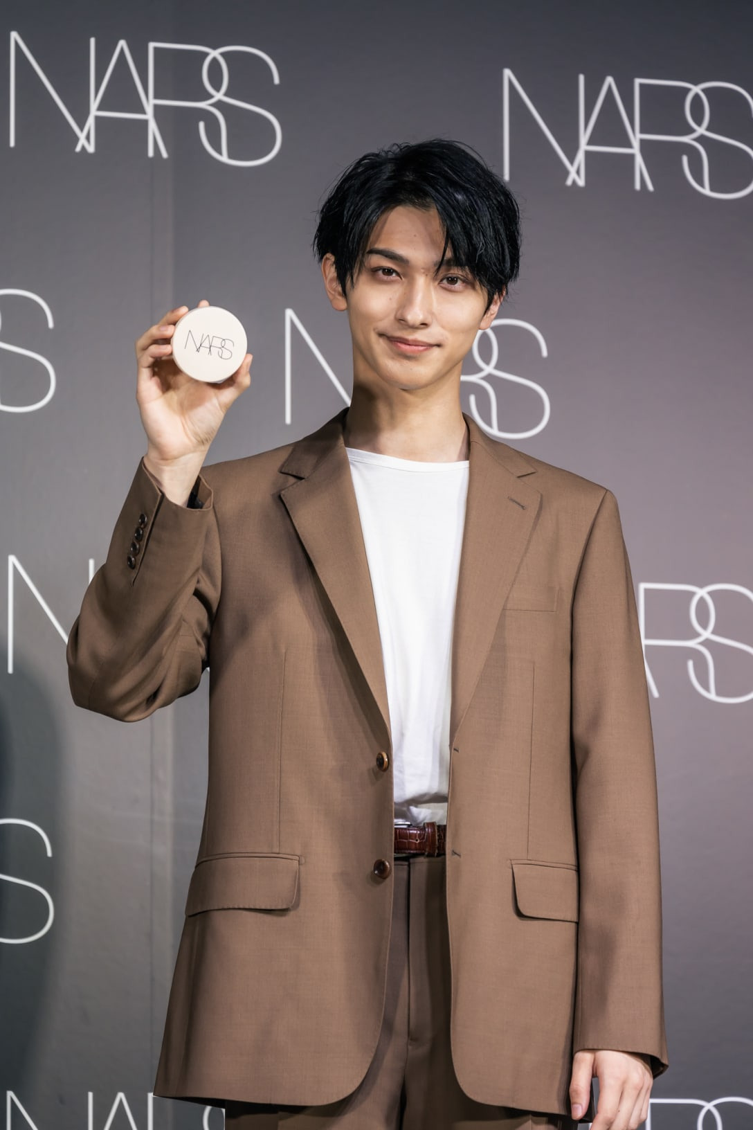 横浜流星 Image by FASHIONSNAP.COM
