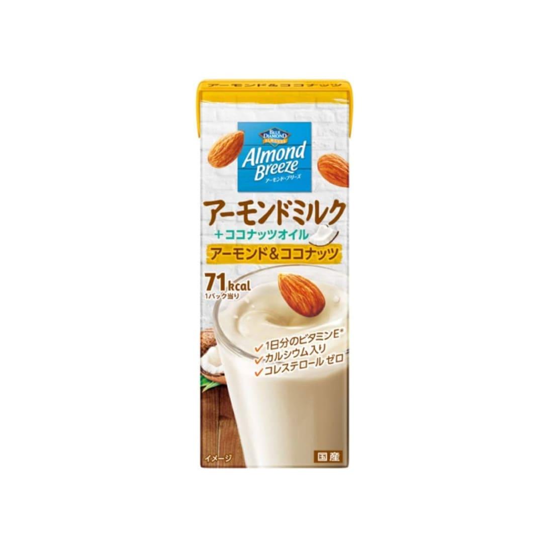 Almond Breeze アーモンド&ココナッツ 200ml × 24本 ¥2,353(税込)