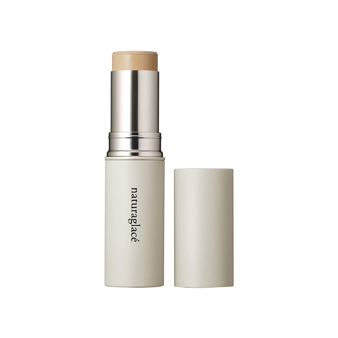 Naturaglass Cream Bar Foundation N 02 (Natural Skin Color) 0.4 oz (12 g) SPF50+ PA+++ 4400円(消費税込)