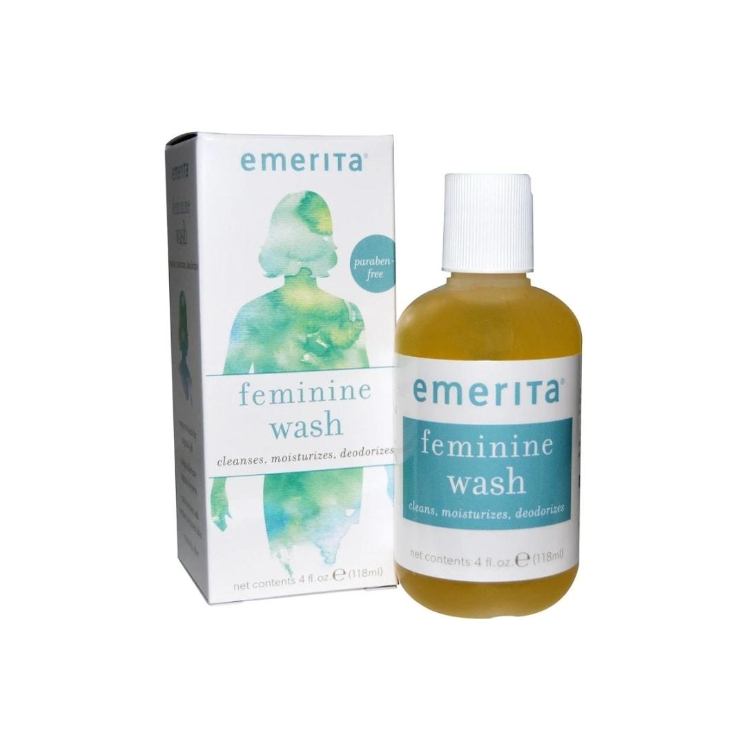 エメリタ(Emerita)フェミニンウォッシュ 118ml 1224円(関税・消費税込)