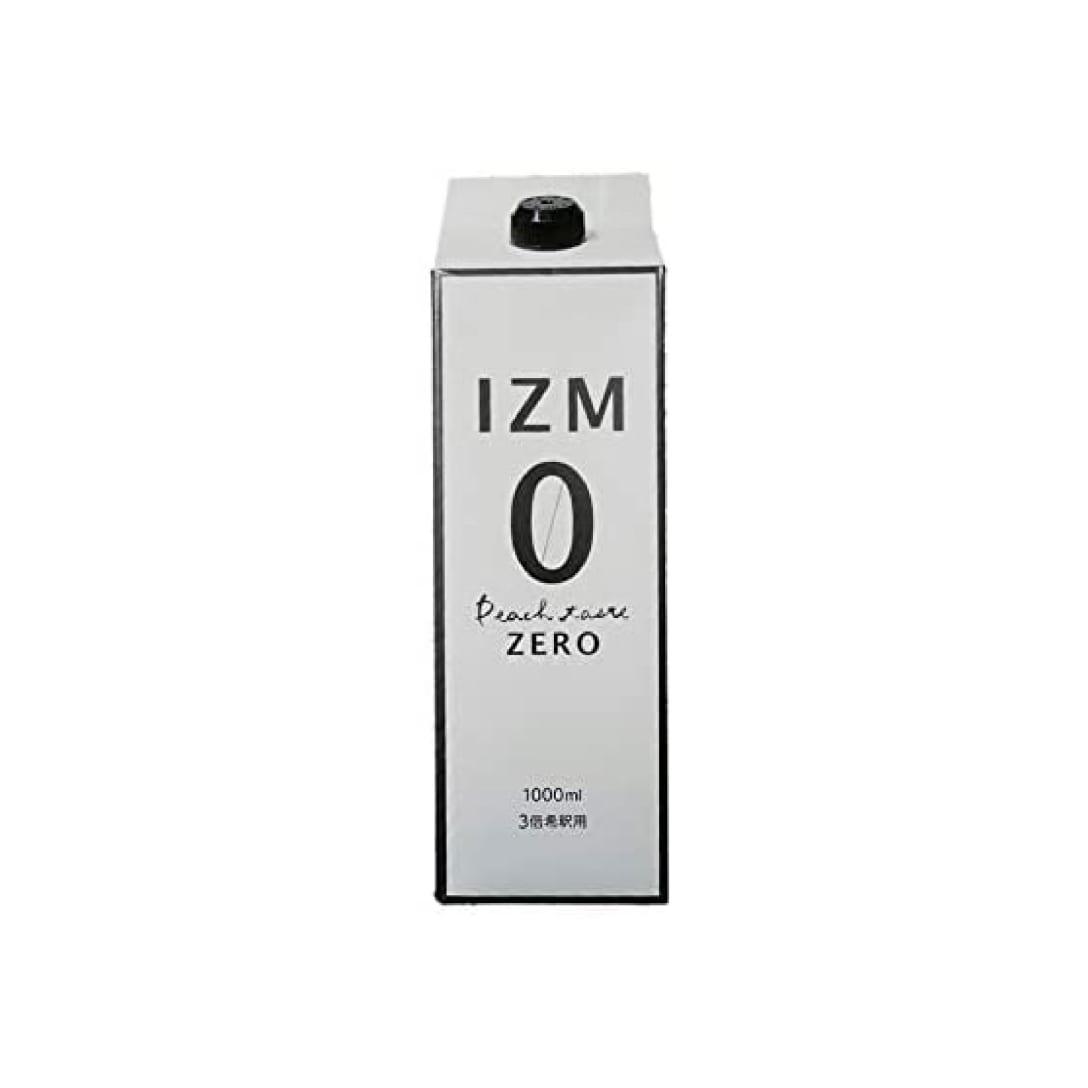 イズム(IZM)【ZERO】酵素ドリンク 1000ml 3780円(消費税込)