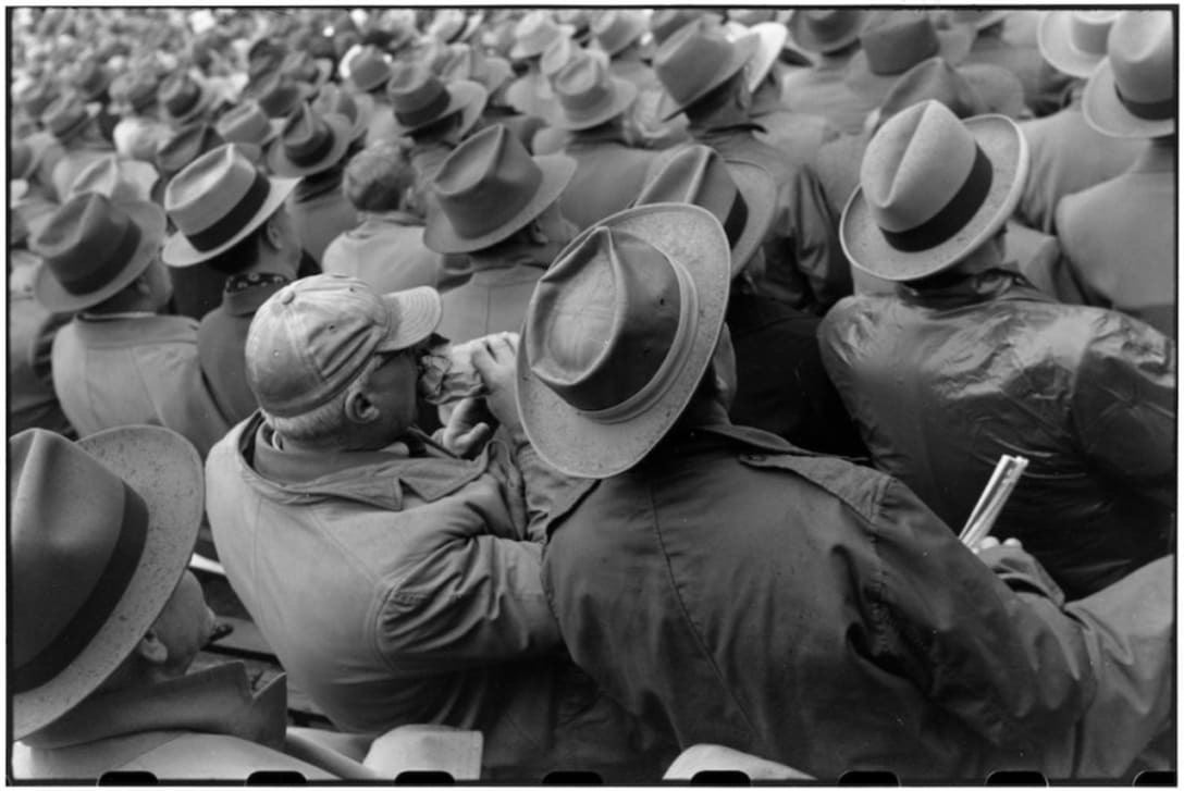 エリオット・アーウィットによる作品 Pittsburgh, 1950 © Elliott Erwitt / Magnum Photos