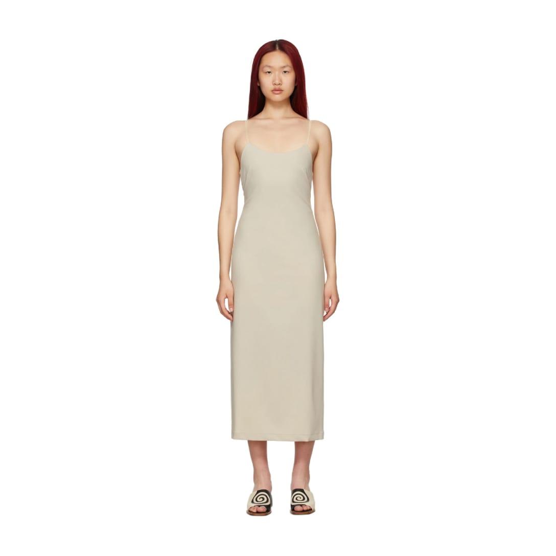 ベージュ Teresa ドレス ¥23,800 (33% OFF)(関税・消費税込)