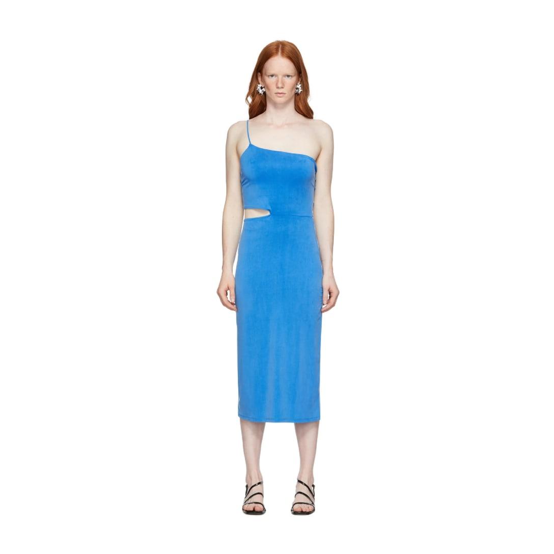 ブルー Say ドレス ¥18,000(25%OFF) (関税・消費税込)