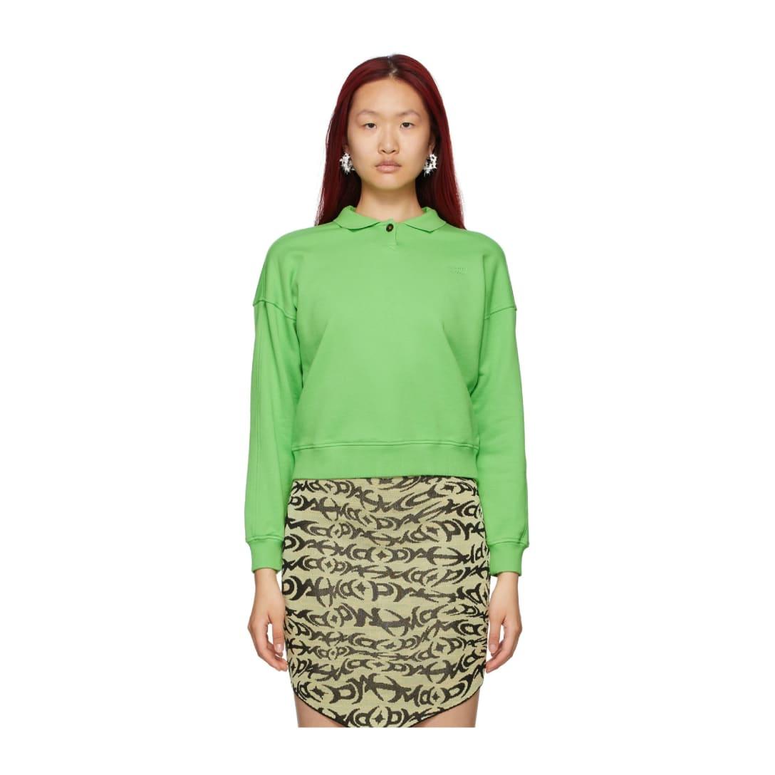 グリーン Tiger スウェットシャツ ¥9,700 15% OFF(関税・消費税込)