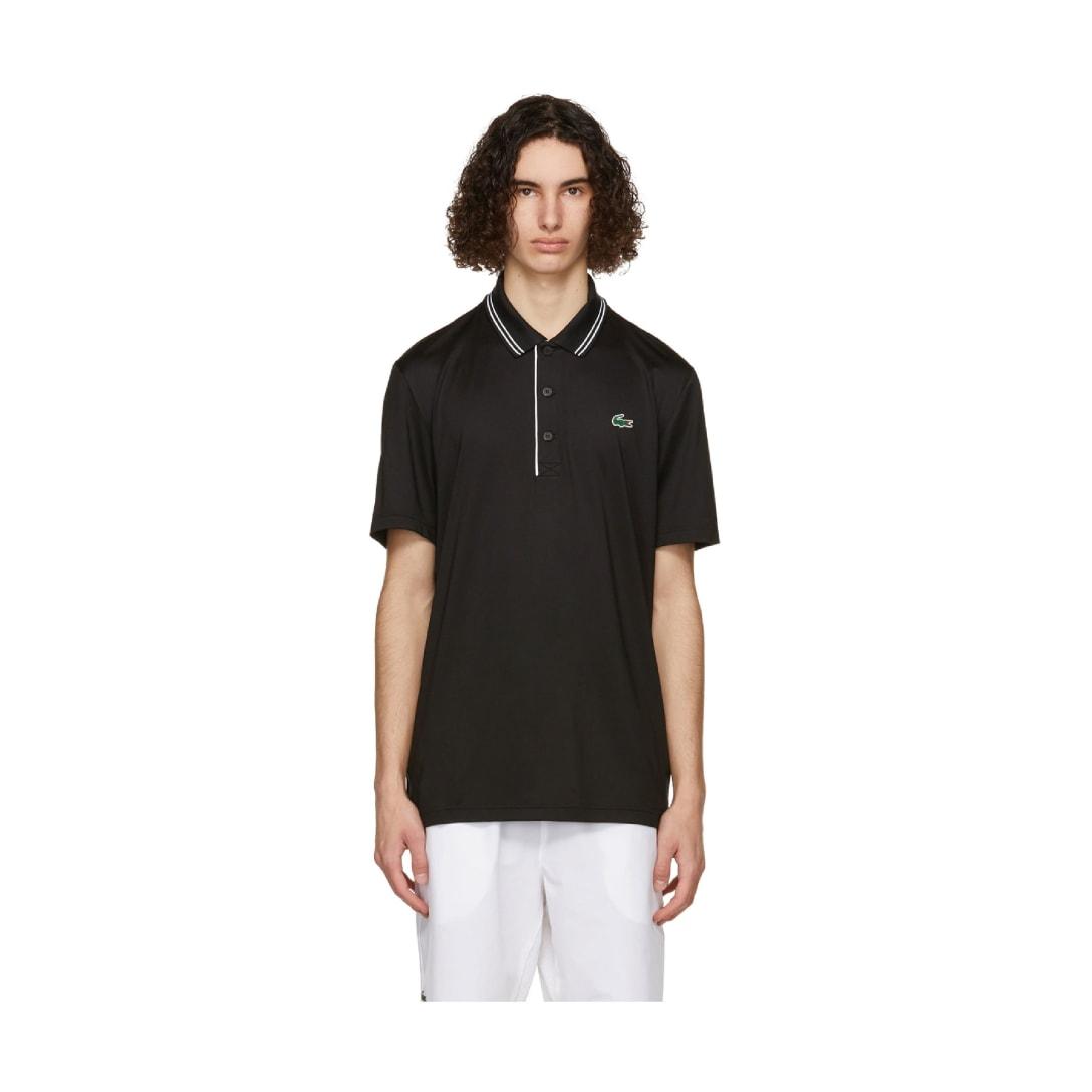 ブラック & ホワイト Sport Breathable Golf シグネチャ ポロシャツ ¥9,200(消費税込)