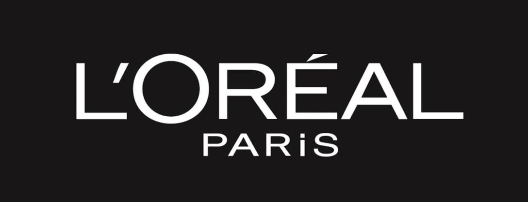 ロレアル パリのロゴ Image by 日本ロレアル
