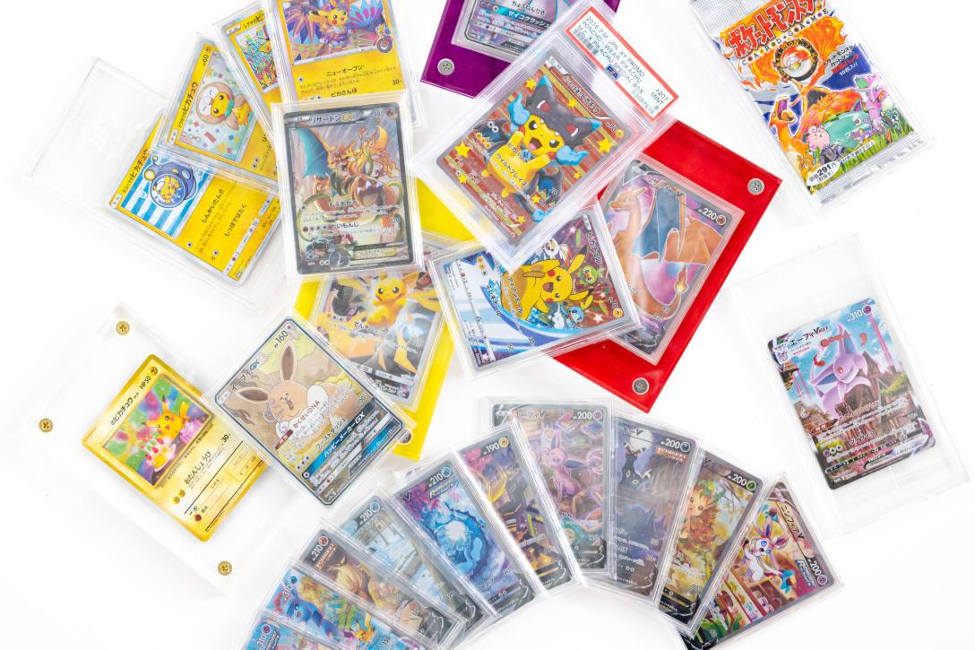 ポケモンカードゲーム Image by FASHIONSNAP