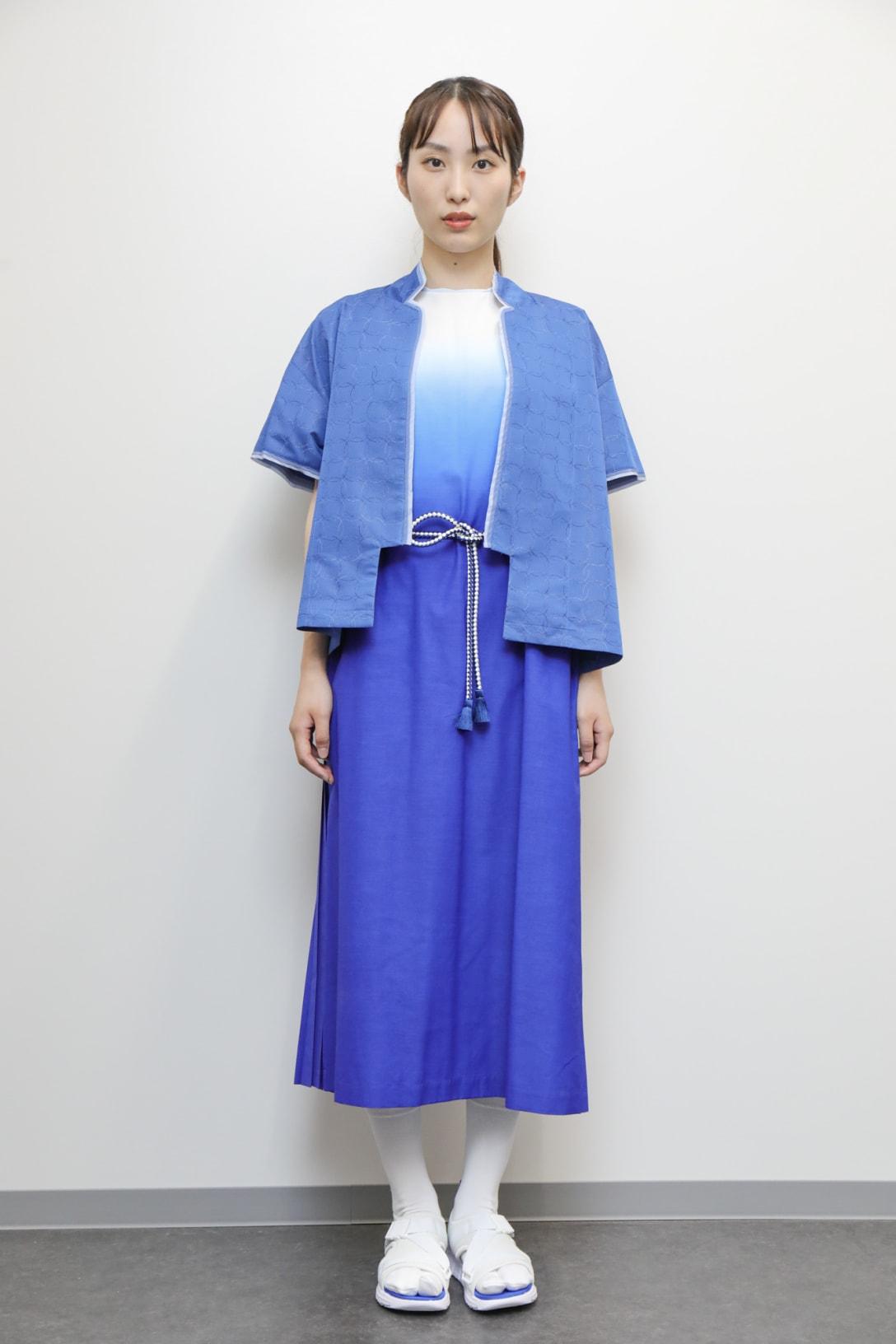 表彰式で使用される衣装 Image by Tokyo 2020